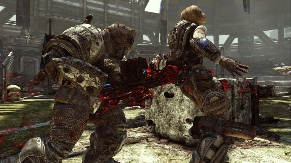 Gewalt Spiele
